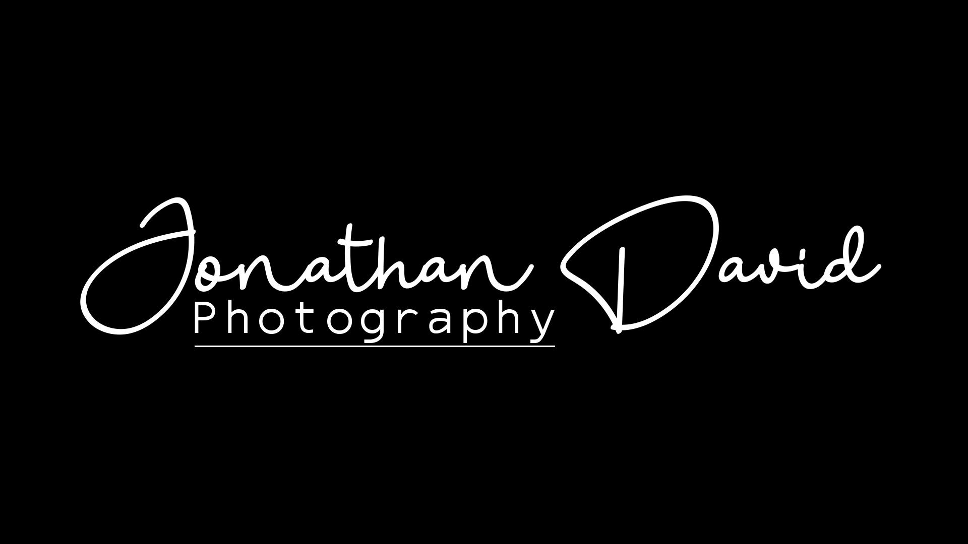 Jonathan David Photography Logo