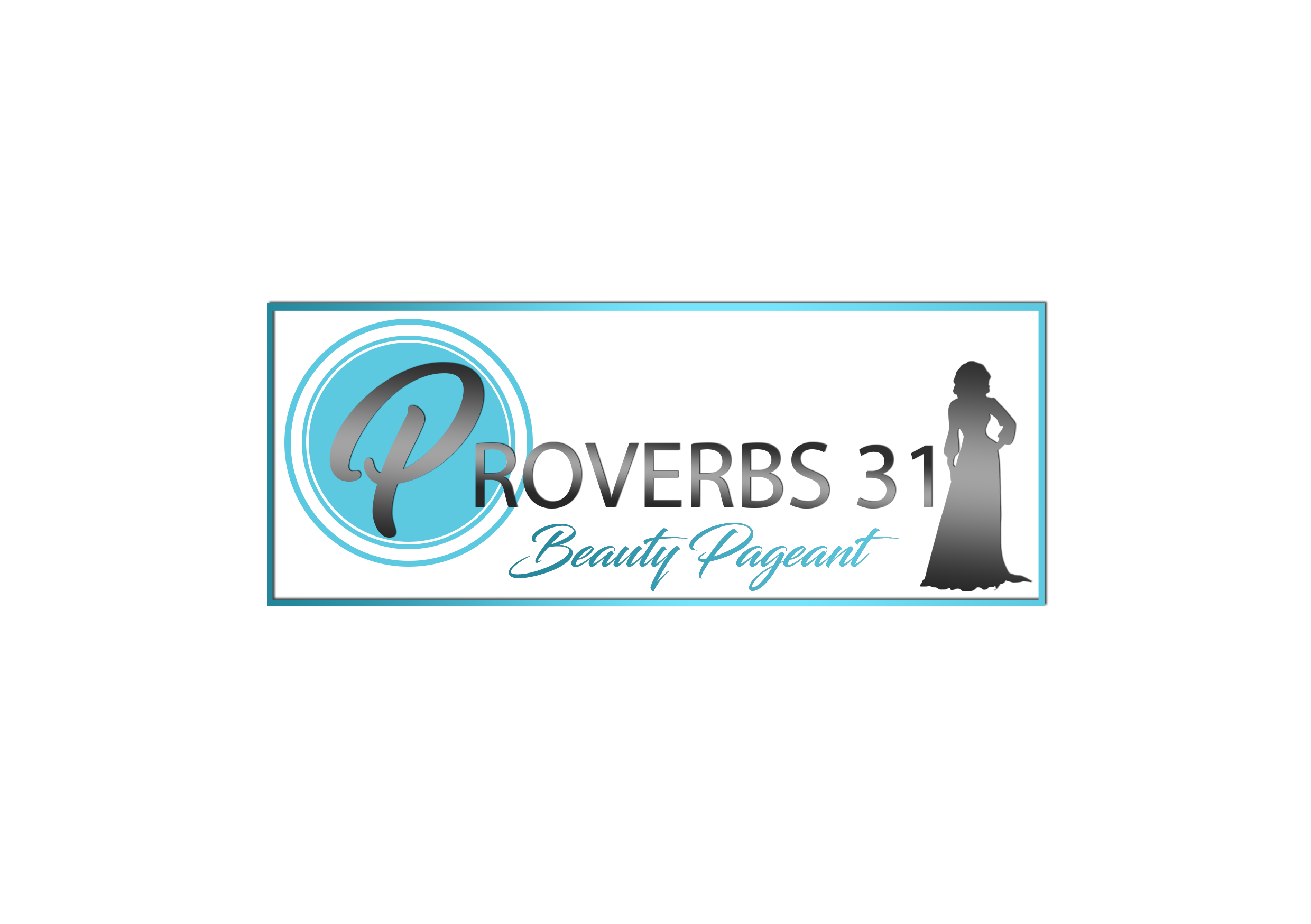 Proverbs 31 Beauty Pageant Logo