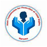 Haryana State Commission for Protection of Child Rights Logo