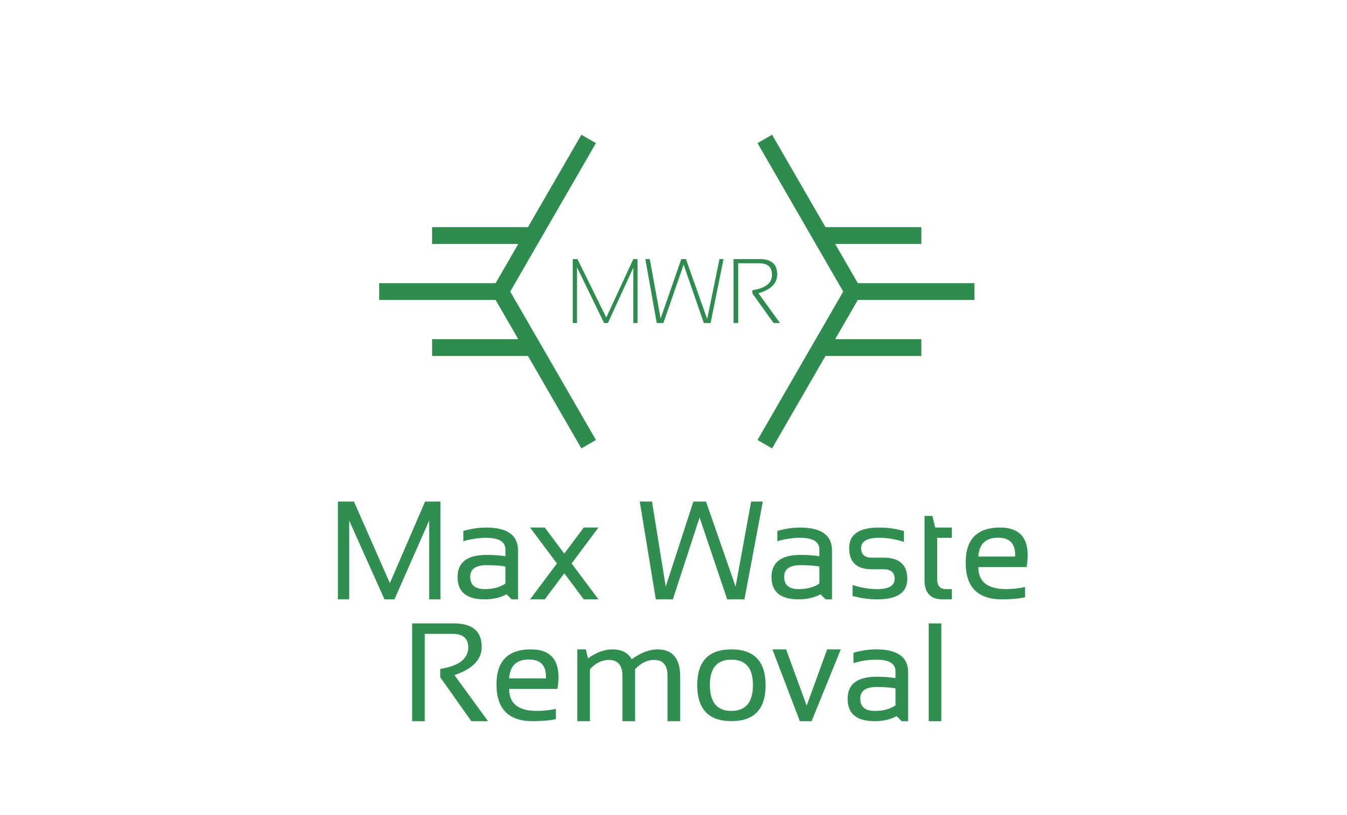 Max Waste Removal Logo