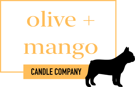 Olive and Mango Candle Company Logo