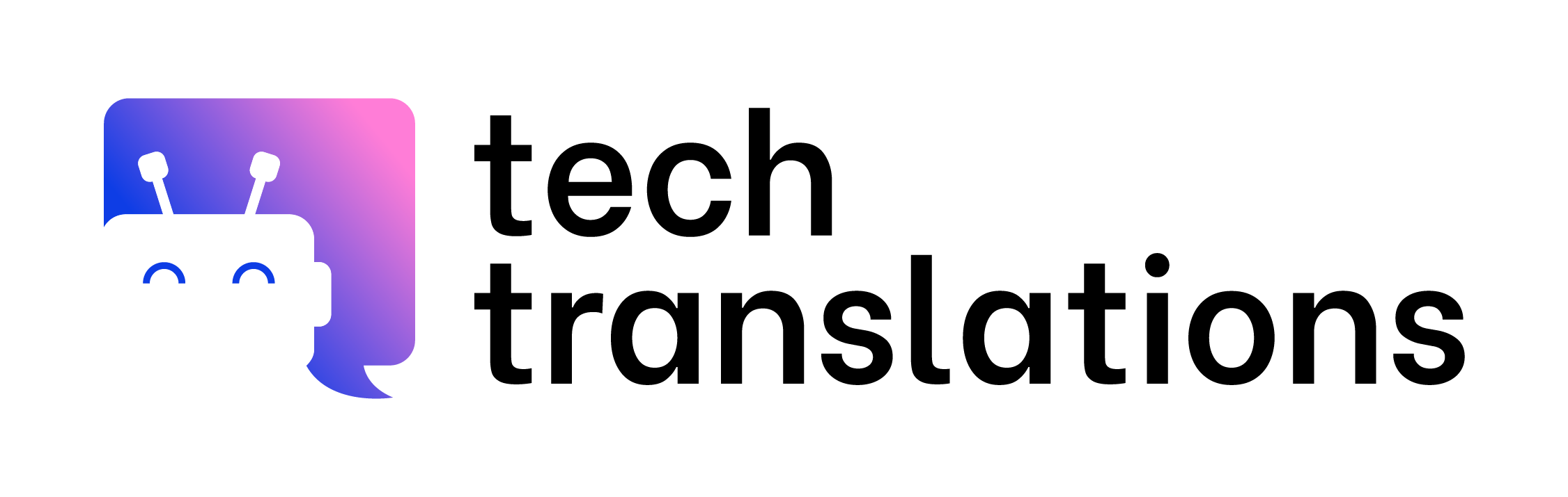 Tech Translations Logo