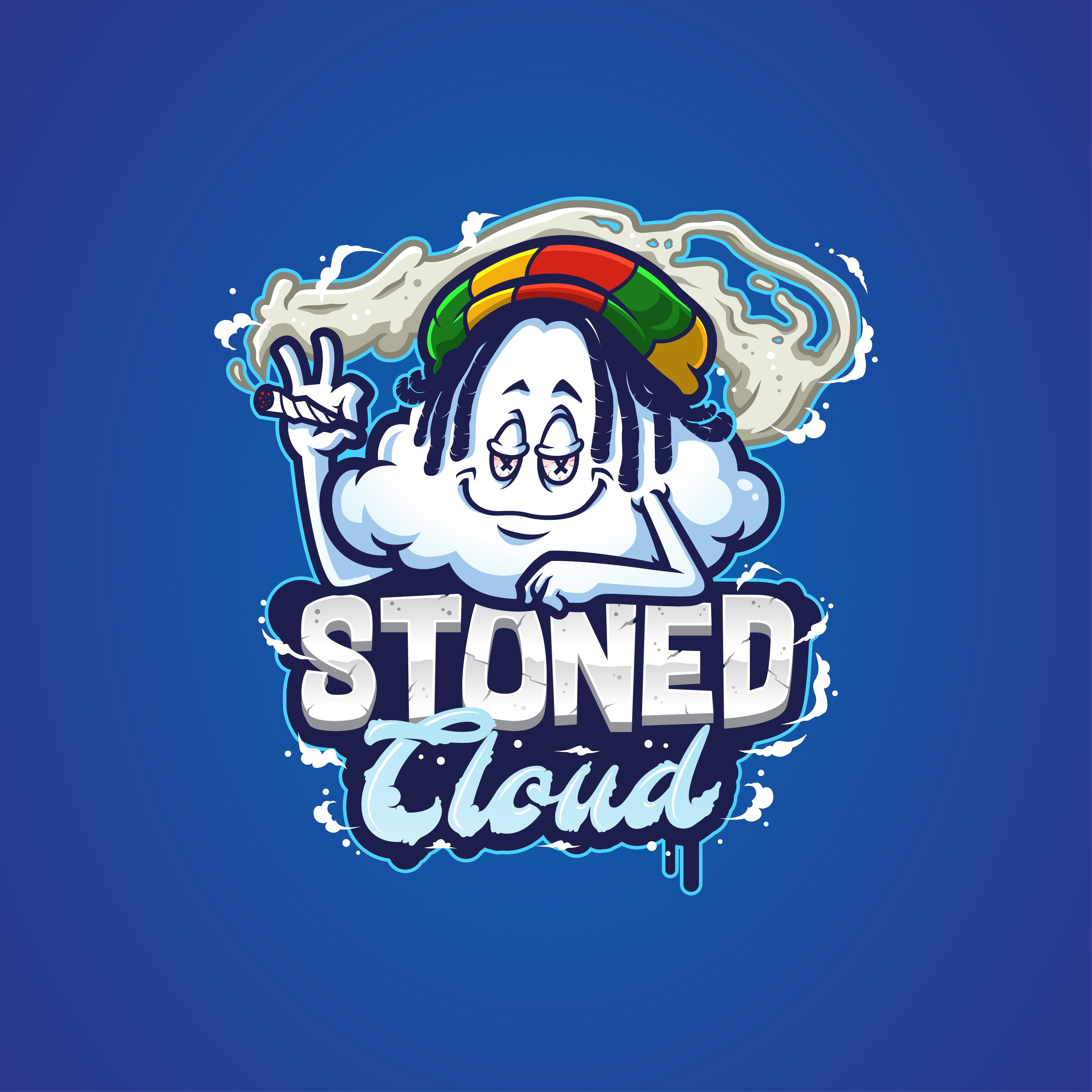 Stoned Cloud Co Logo