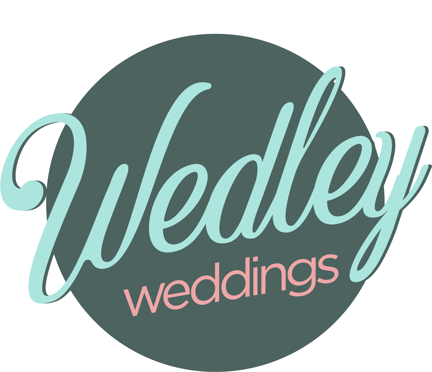 Wedley Wedding, LLC Logo