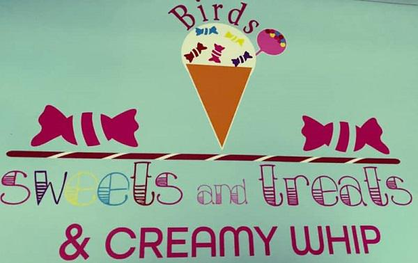 Birds Sweets & Treats Logo