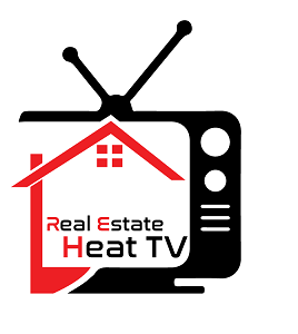 Real Estate Heat TV  Logo