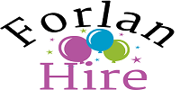 Forlan Hire Limited Logo
