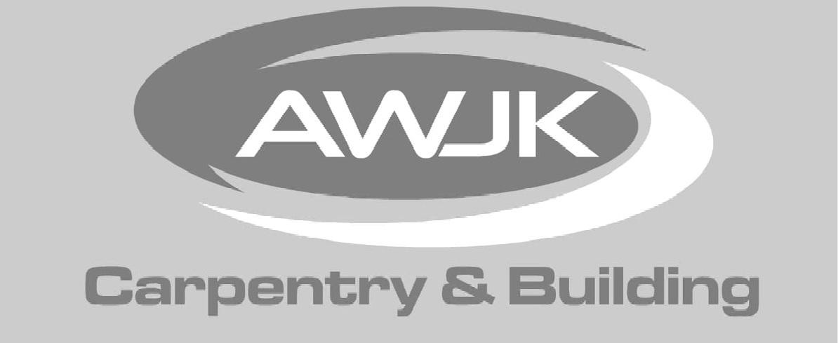 AWJK Carpentry and Building Service Logo