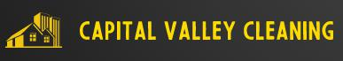 Capital Valley Cleaning Logo
