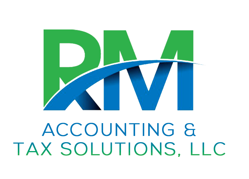 RM Accounting & Tax Solutions, LLC Logo