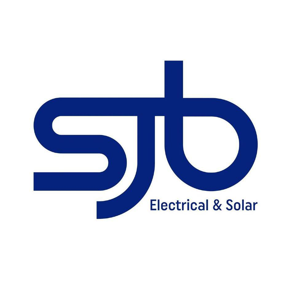SJB Electrical & Solar Logo