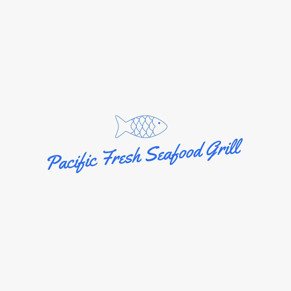 Pacific Fresh Seafood Grill Logo