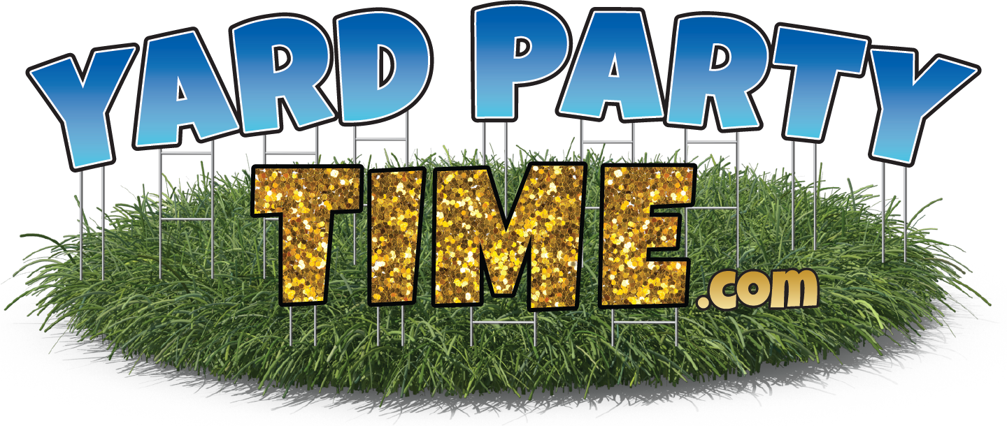 Yard Party Time Logo
