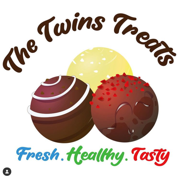 The Twins Treats  Logo