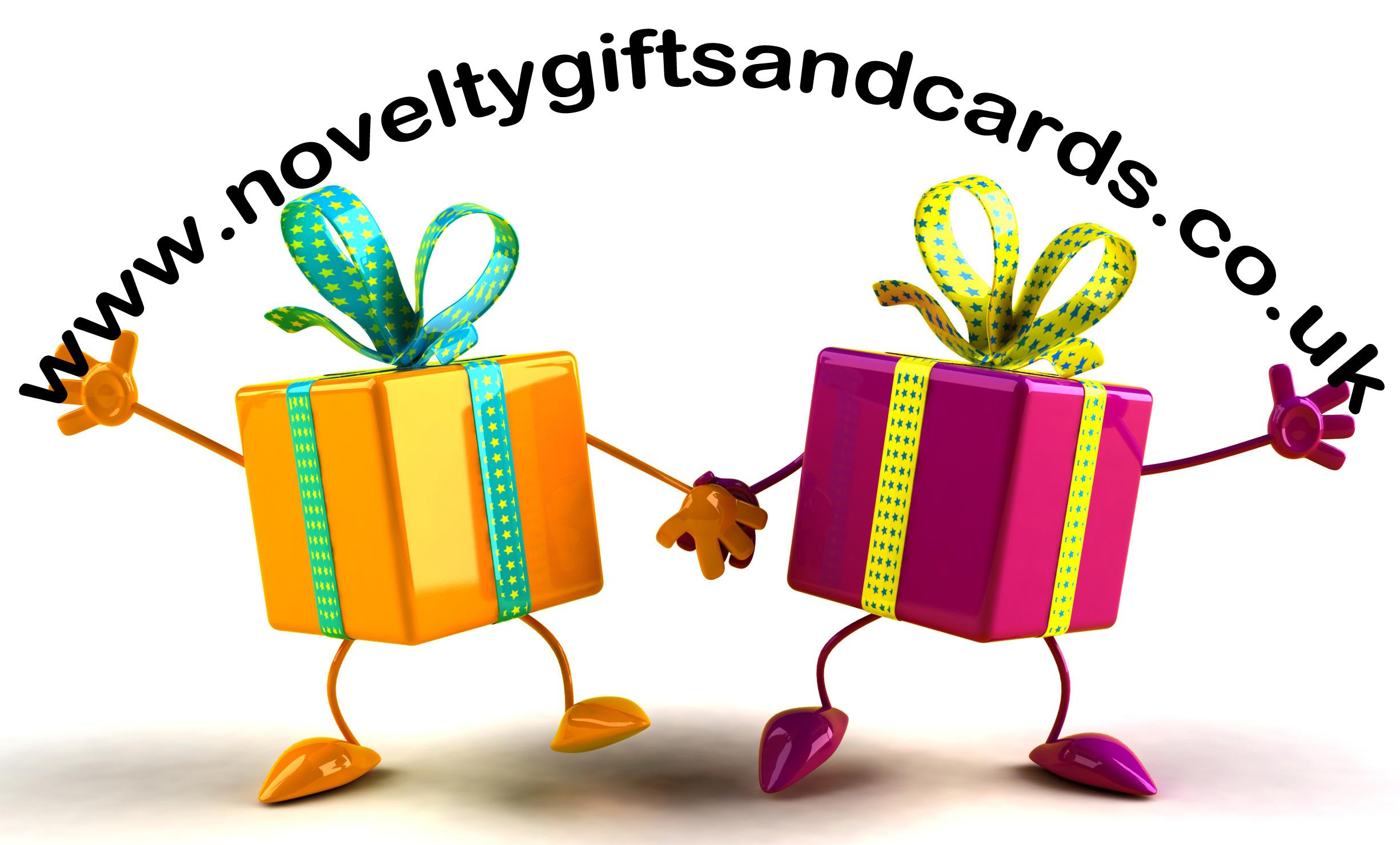 Novelty Gifts and Cards Logo