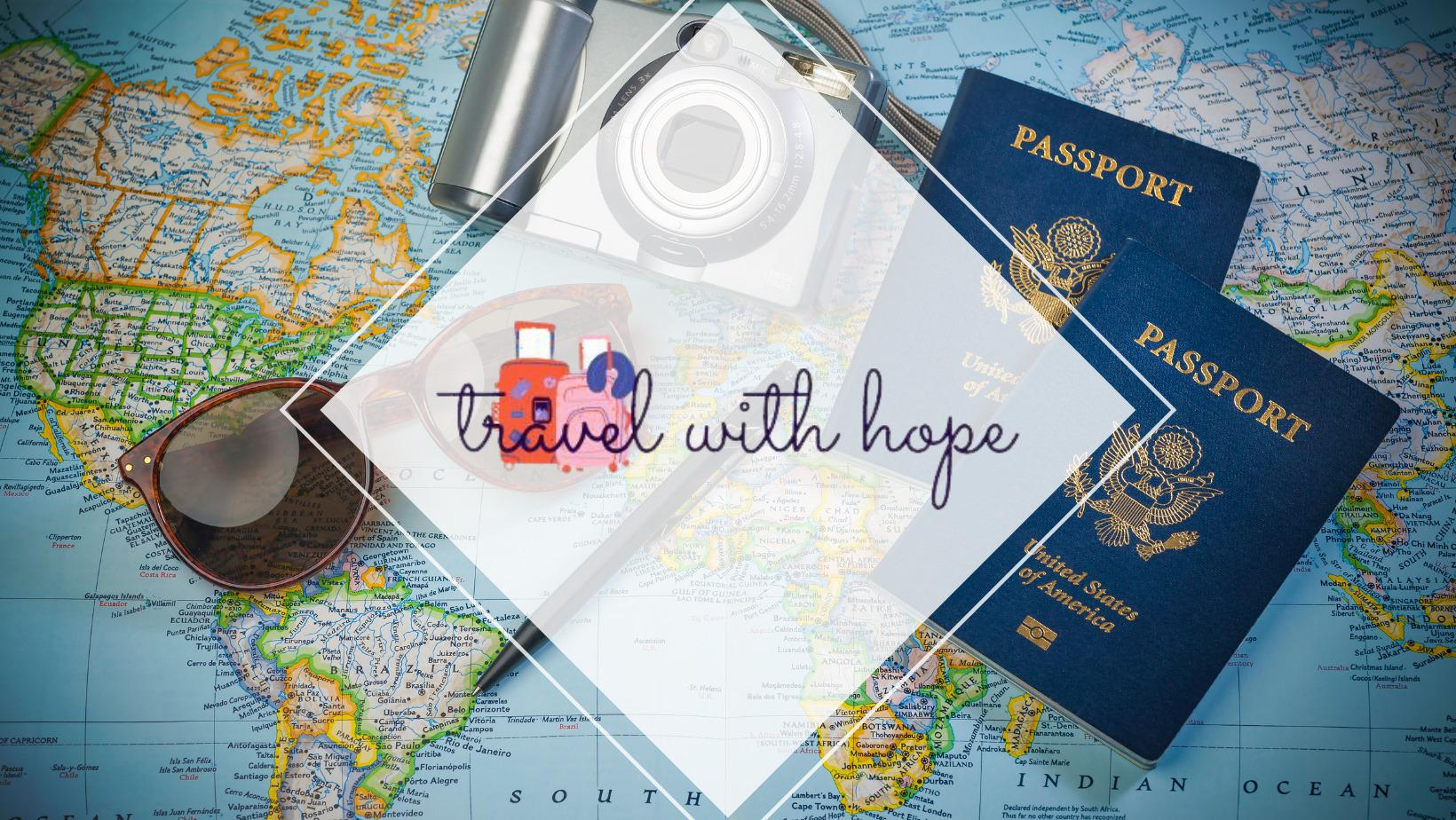 Travel with Hope Logo