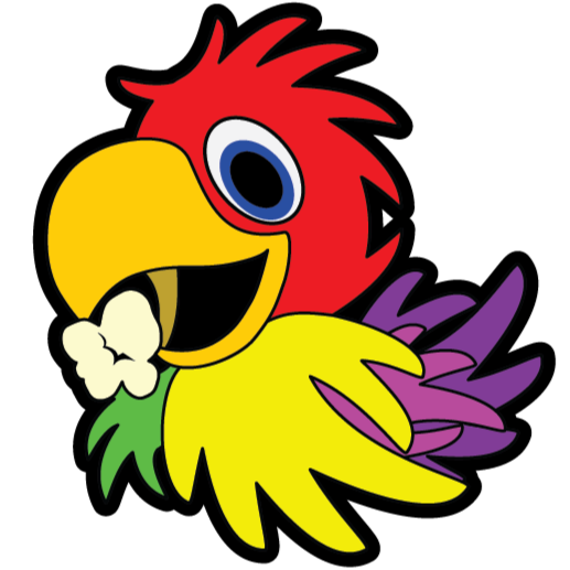 Parrothead Poppers Logo