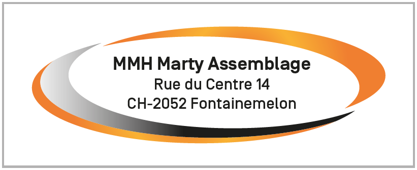 MMH Marty assemblage Logo