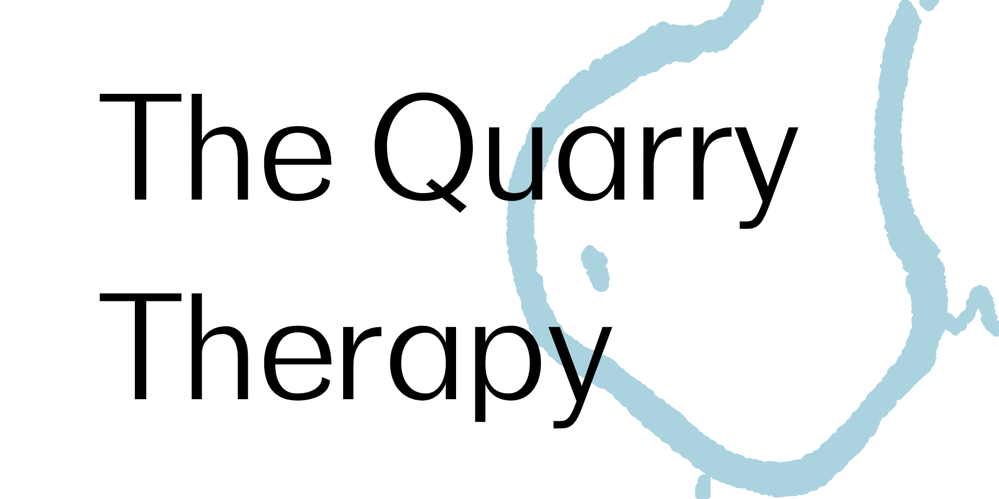 The Quarry Therapy Logo