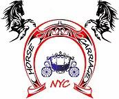 NYC HORSE AND CARRIAGE RIDE Logo