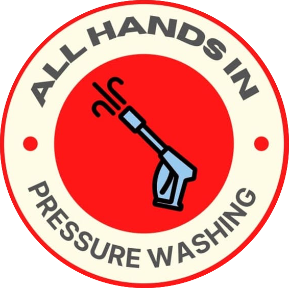 All Hands In Pressure Washing Logo