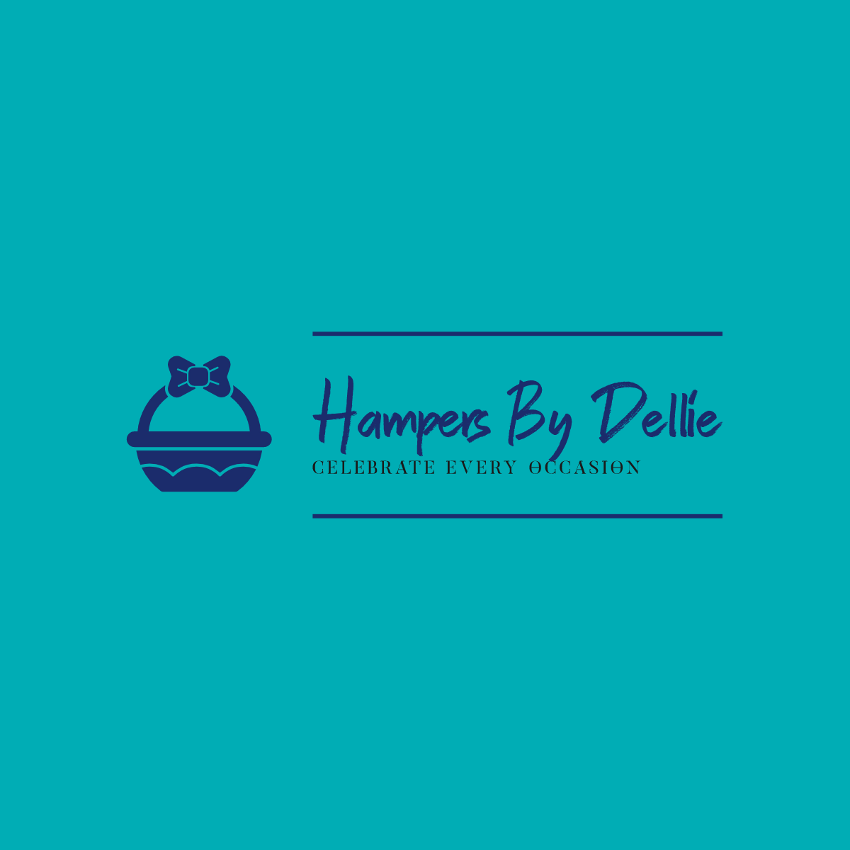 Hampers By Dellie Logo