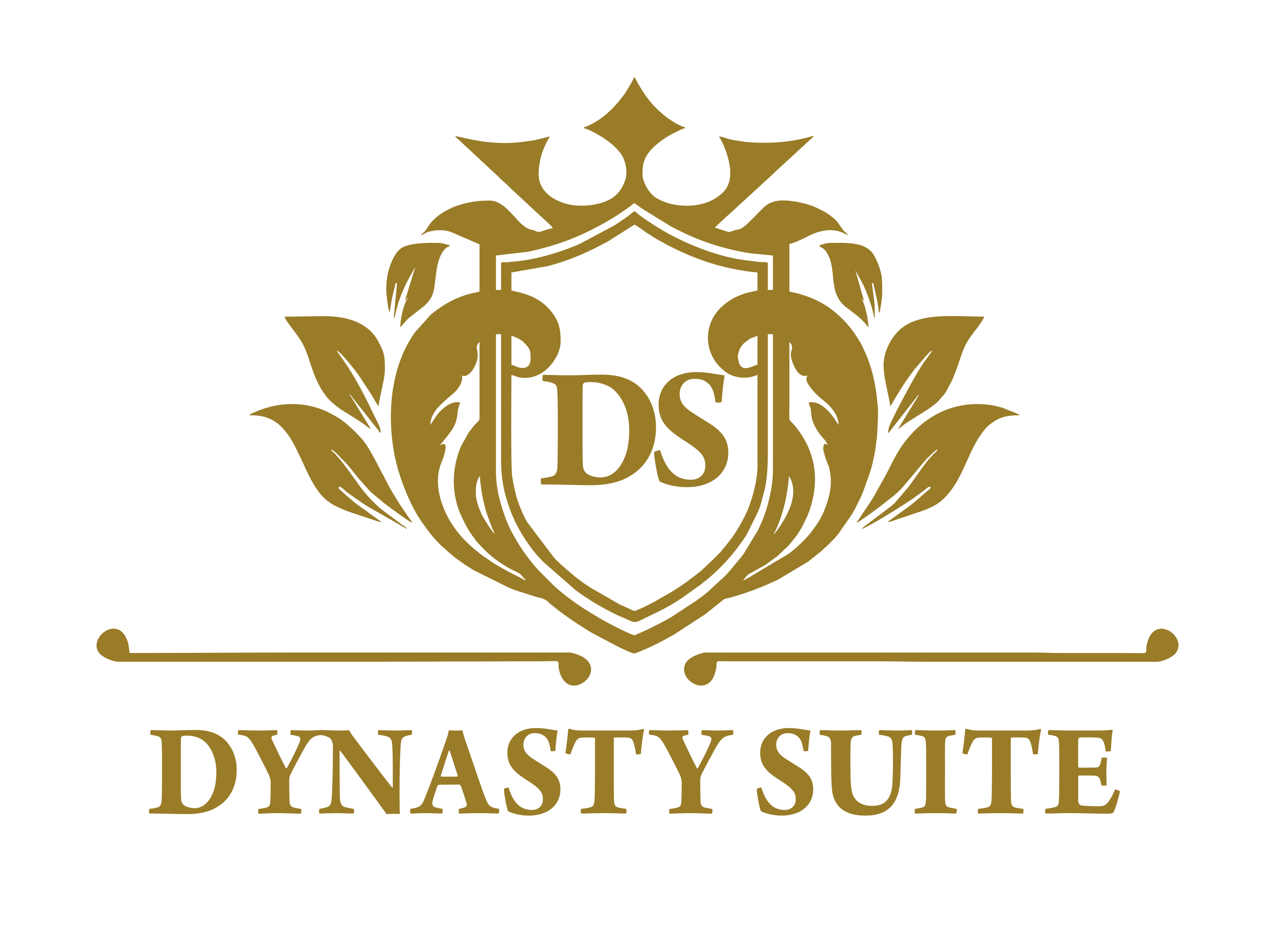 The Dynasty Suite Logo