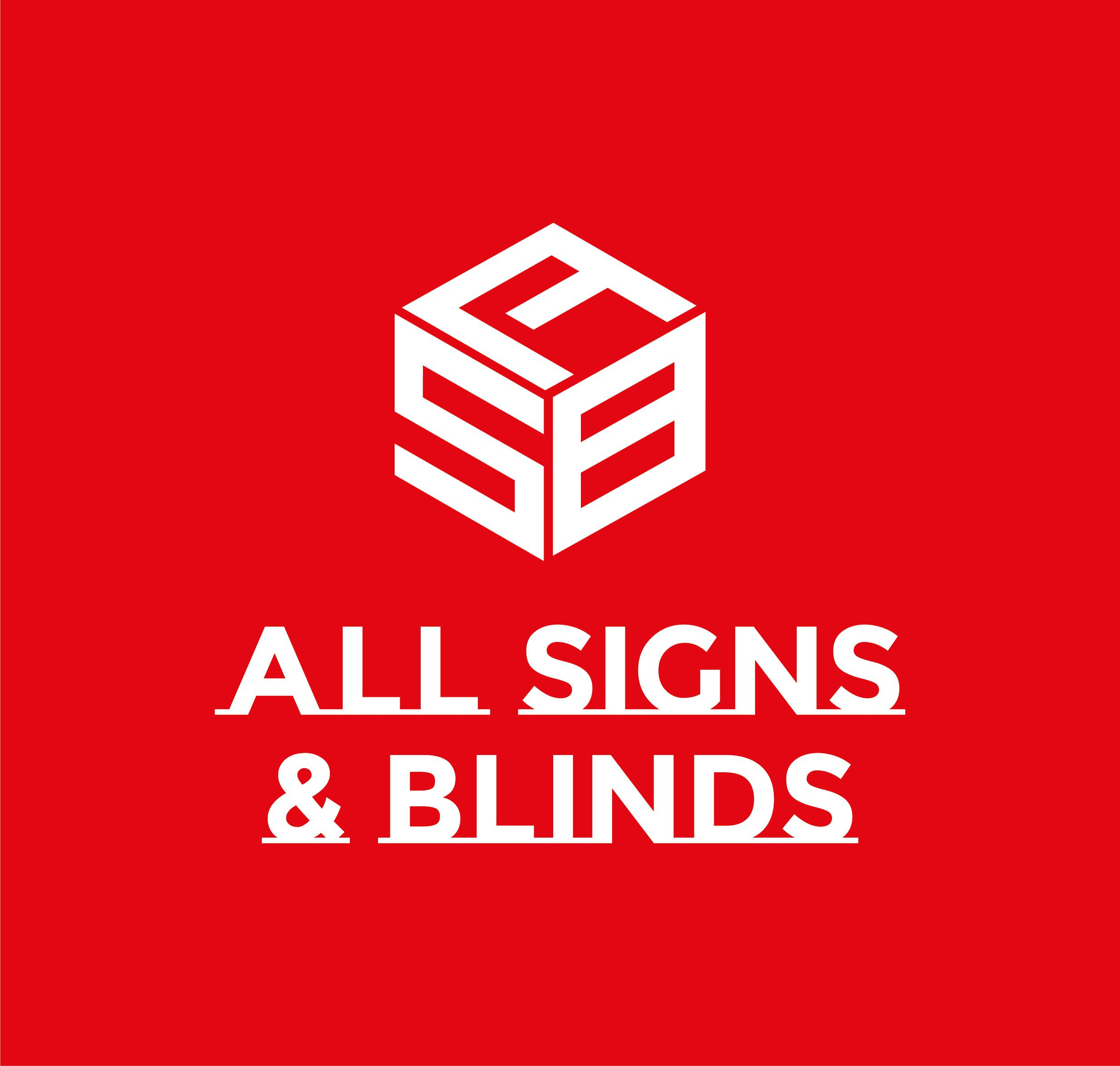 All Signs And Blinds Logo