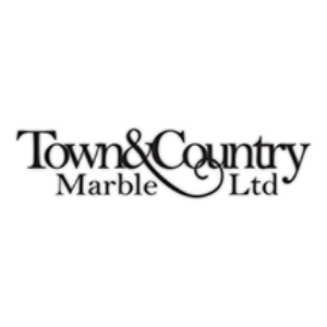 Town And Country Marble Logo