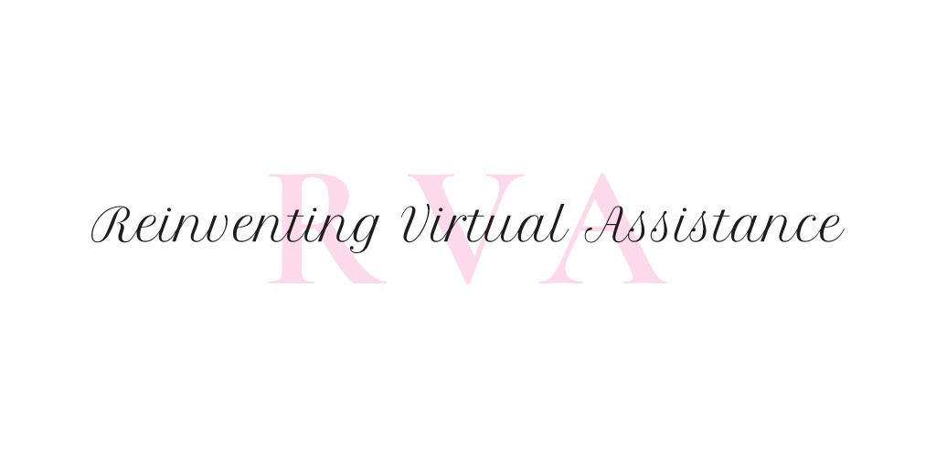 Reinventing Virtual Assistance Logo