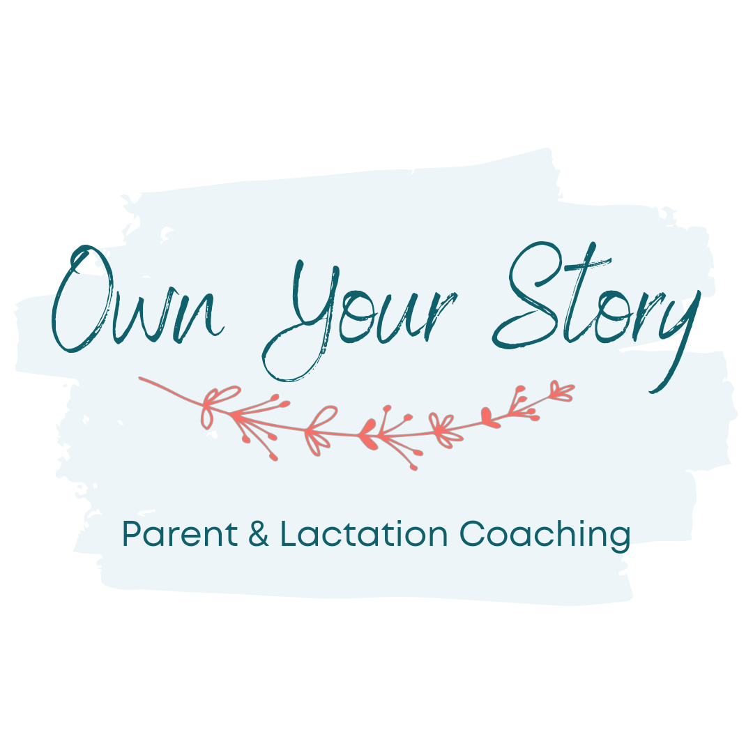 Own Your Story  Logo