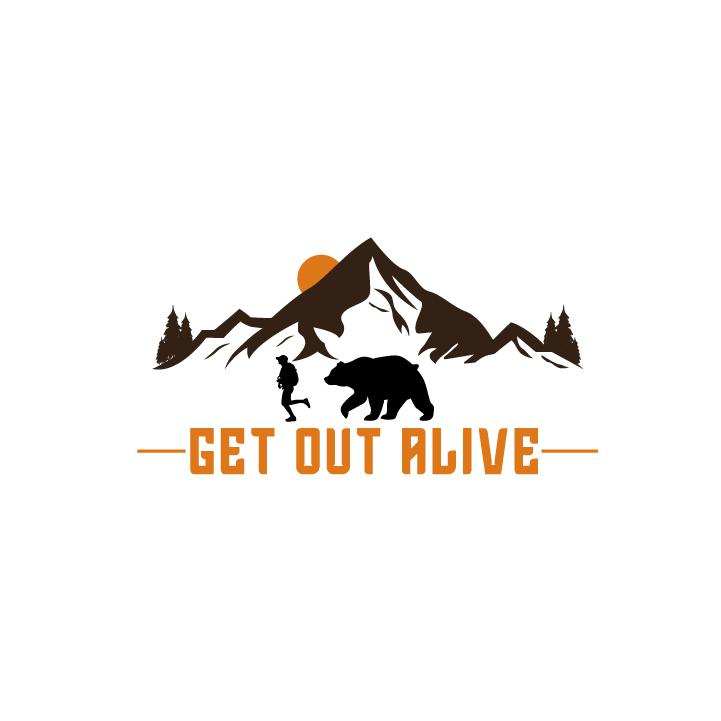 Get Out Alive Podcast Logo