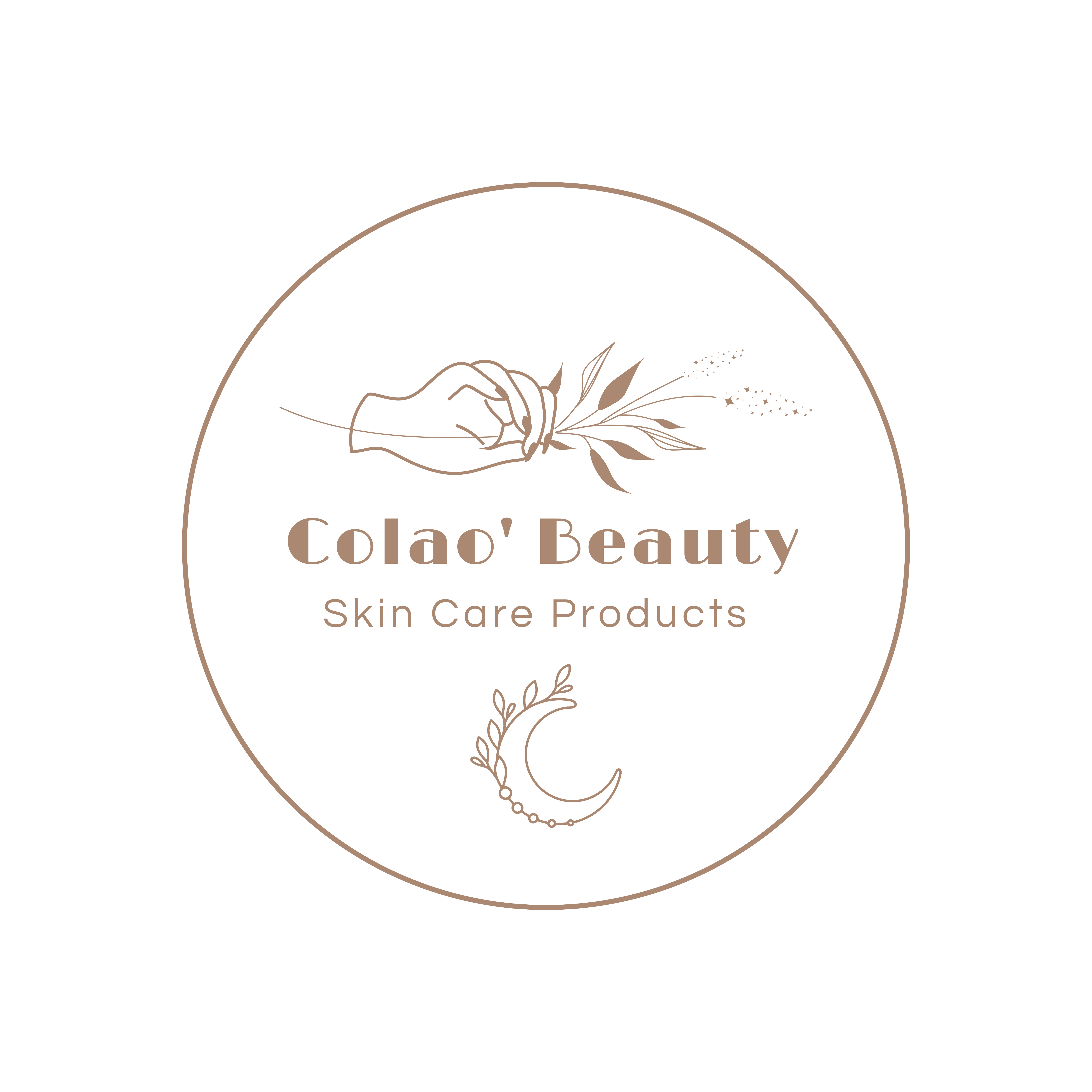 Colao' Beauty Products Logo