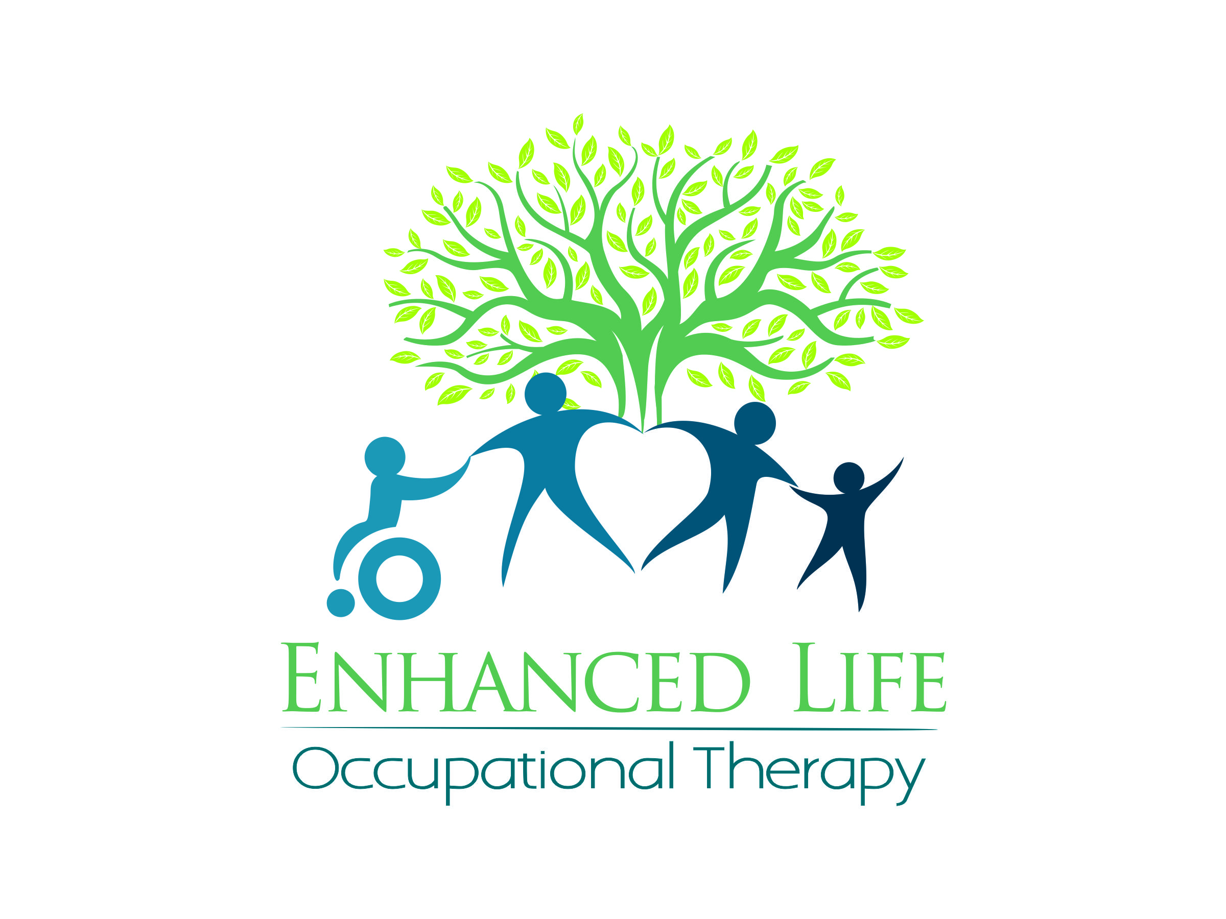Enhanced Life Occupational Therapy Logo