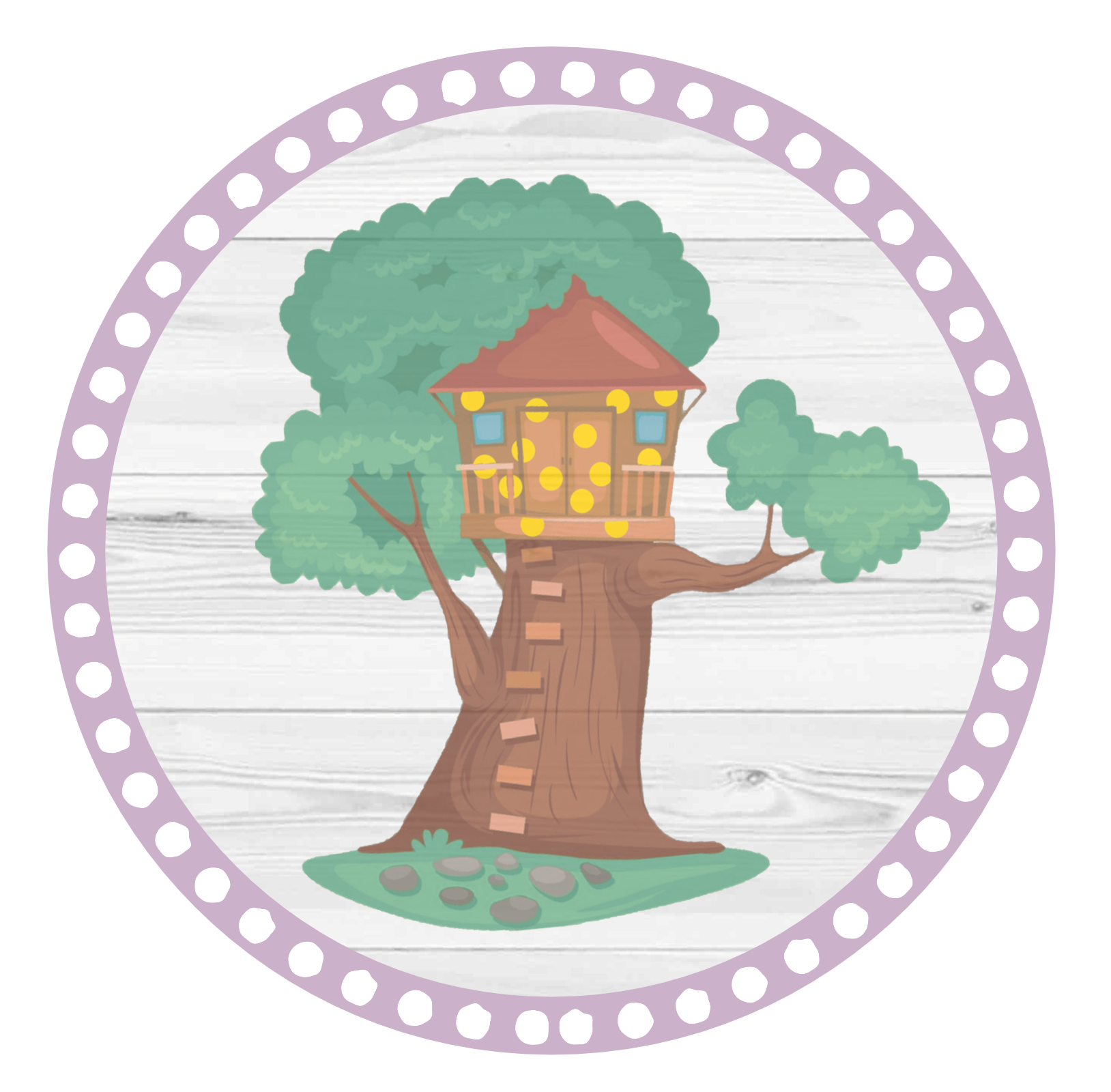 The Spotted Treehouse Logo
