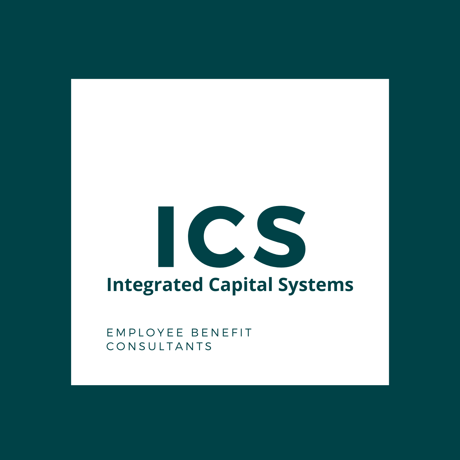 Integrated Capital Systems Logo