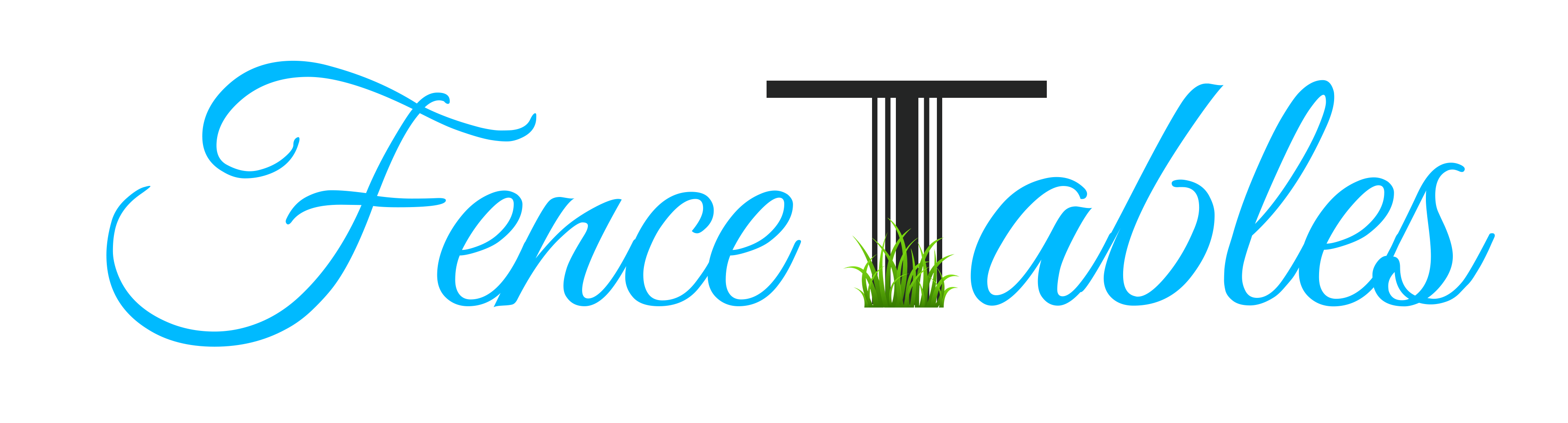 Fence Tables Logo