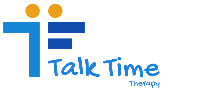 Talk Time Therapy Logo