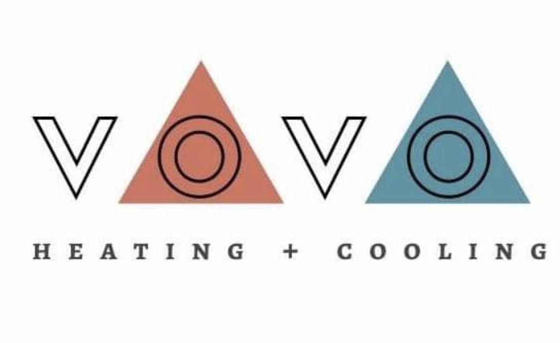 Vovo Heating and Cooling Logo