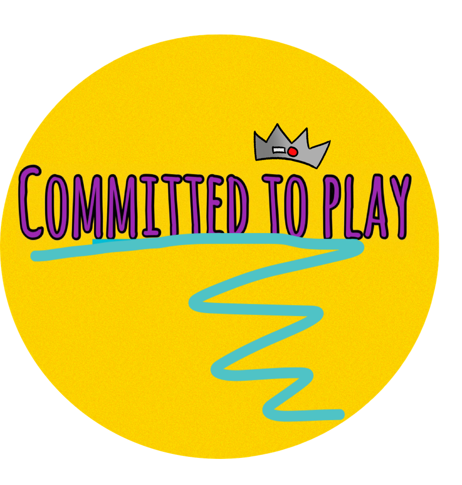 Committed To Play Logo