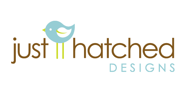 Just Hatched Designs Photography Props Logo
