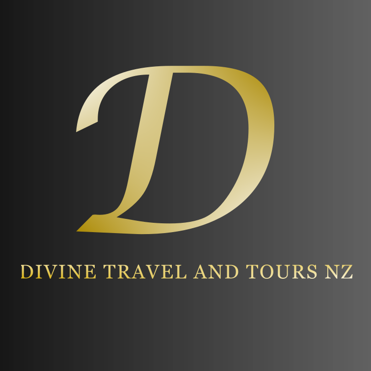 Divine Travel and Tours New Zealand Logo