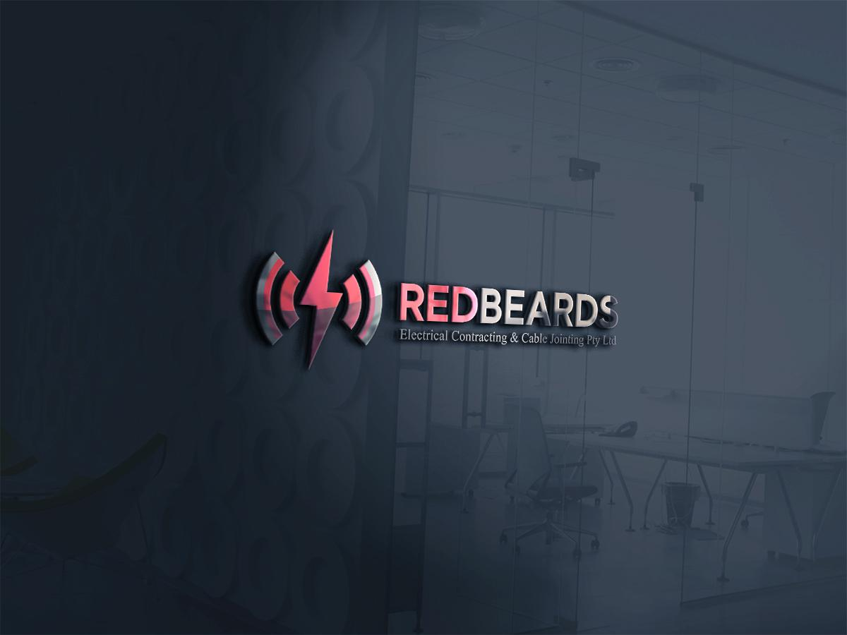 Redbeards Electrical Contracting & Cable Jointing Pty Ltd Logo