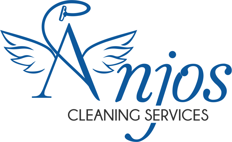 Anjos Cleaning Services Logo