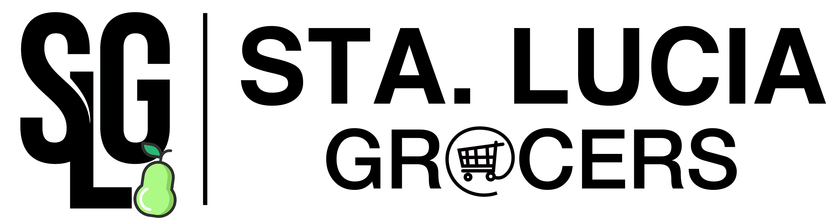 Sta. Lucia Grocers, Inc. Logo