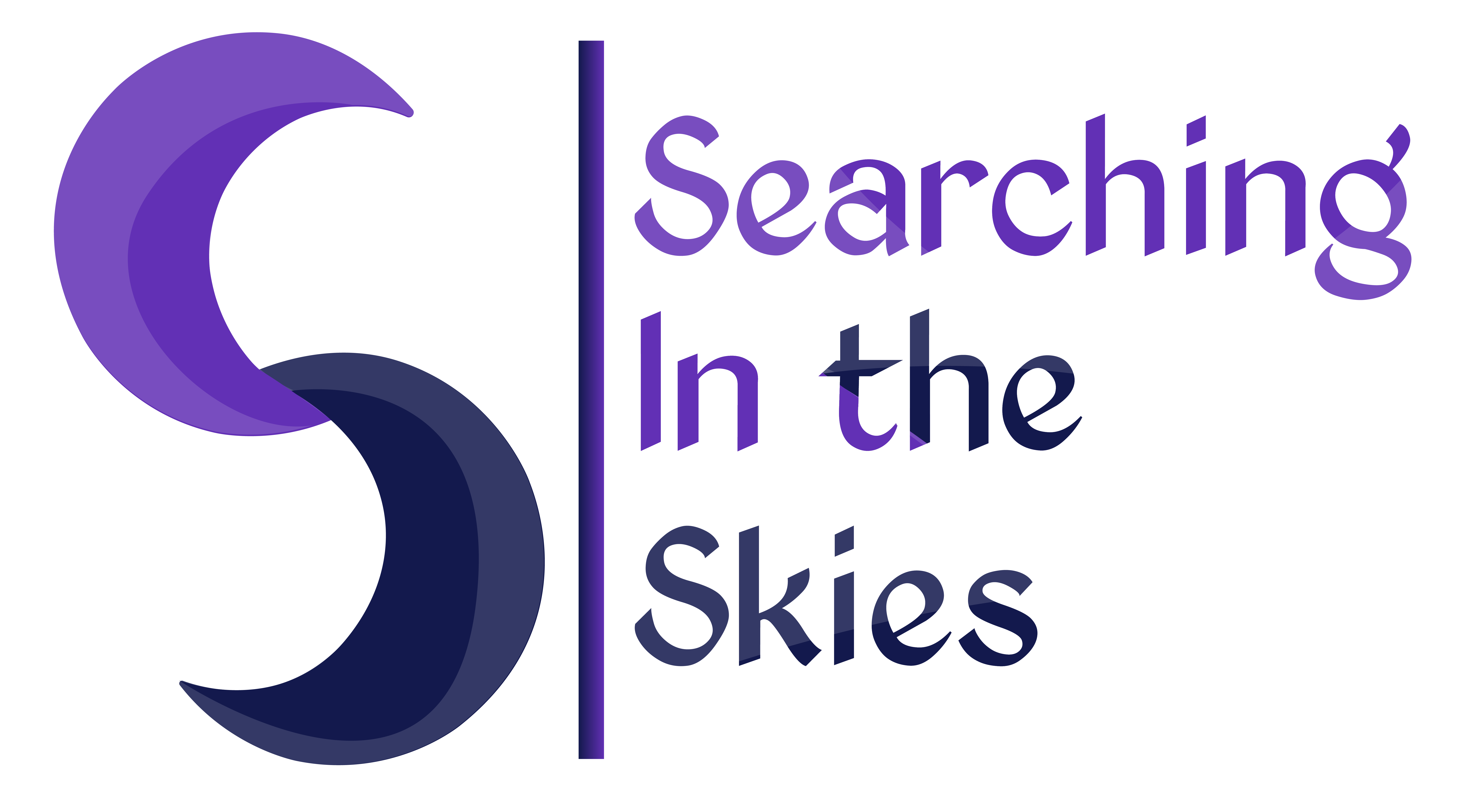 Searching in the skies Logo