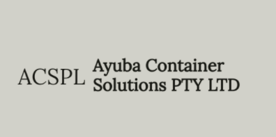 Ayoba Containers Solutions PTY LTD Logo