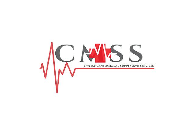 CRITECHCARE MEDICAL SUPPLY AND SERVICES Logo
