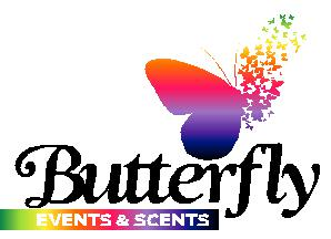Butterfly Events & Scents Logo