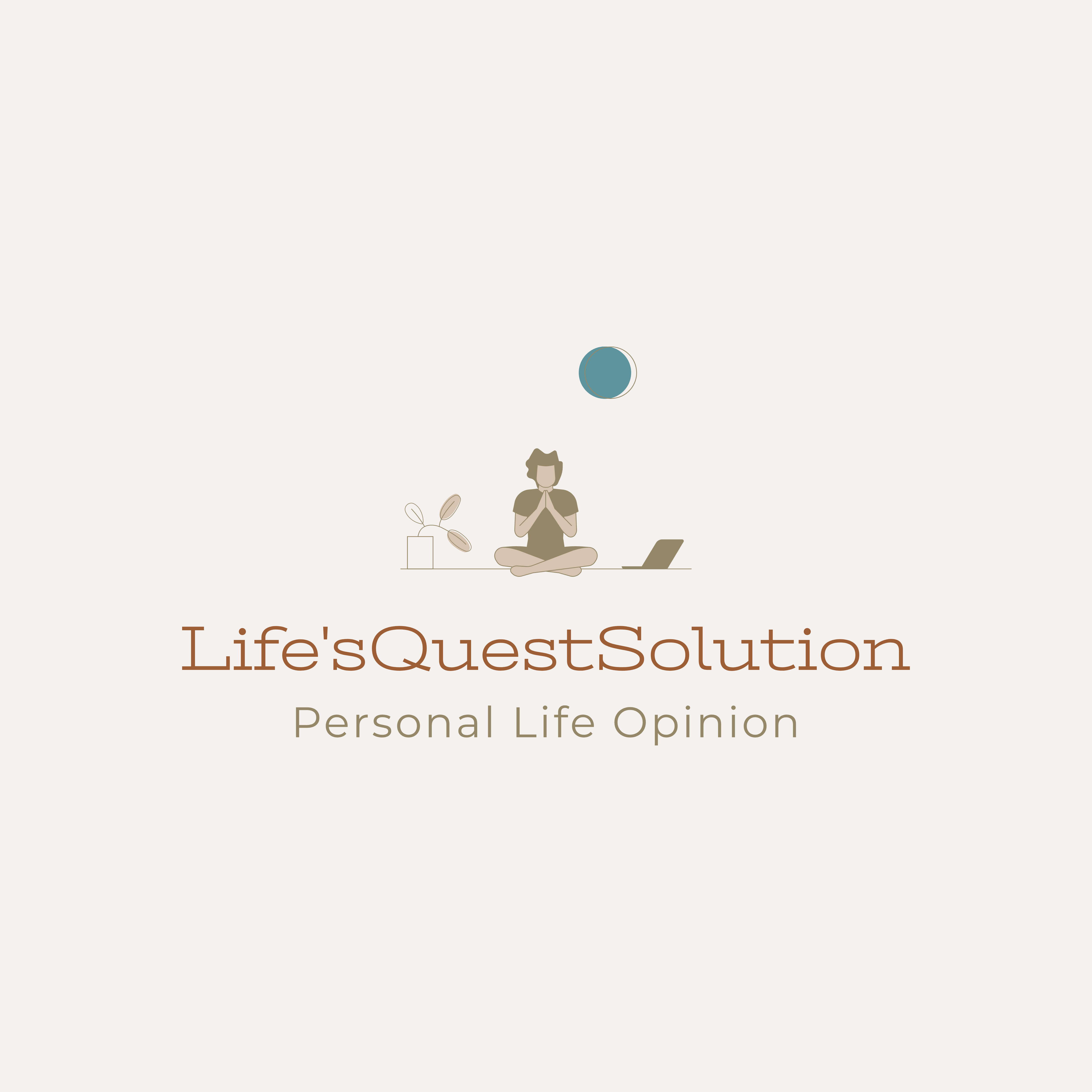 Life'sQuestSolution Logo